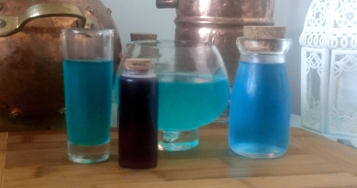 Mana Potions 4 Ways | Rad Recipes