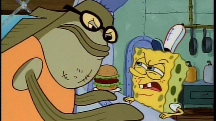 Spongebob and Bubblebath