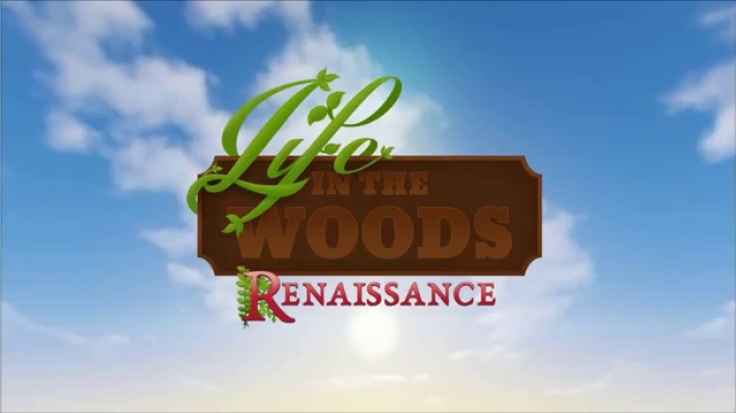 Life in the woods renaissance